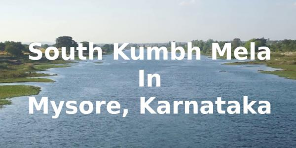South Kumbha Mela in Karnataka
