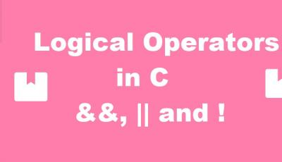 c-logical-operators-tutorial