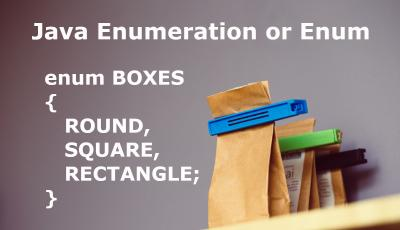 Java Enumeration or Enum Example Tutorial